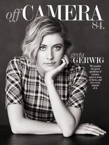 Digital Version - Off Camera 084 Greta Gerwig