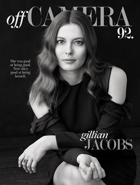 Digital Version - Off Camera 92 Gillian Jacobs