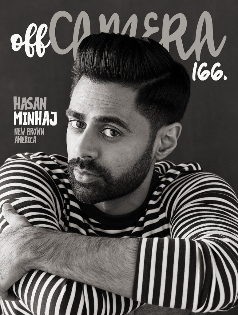 Digital Version - Off Camera 166 Hasan Minhaj