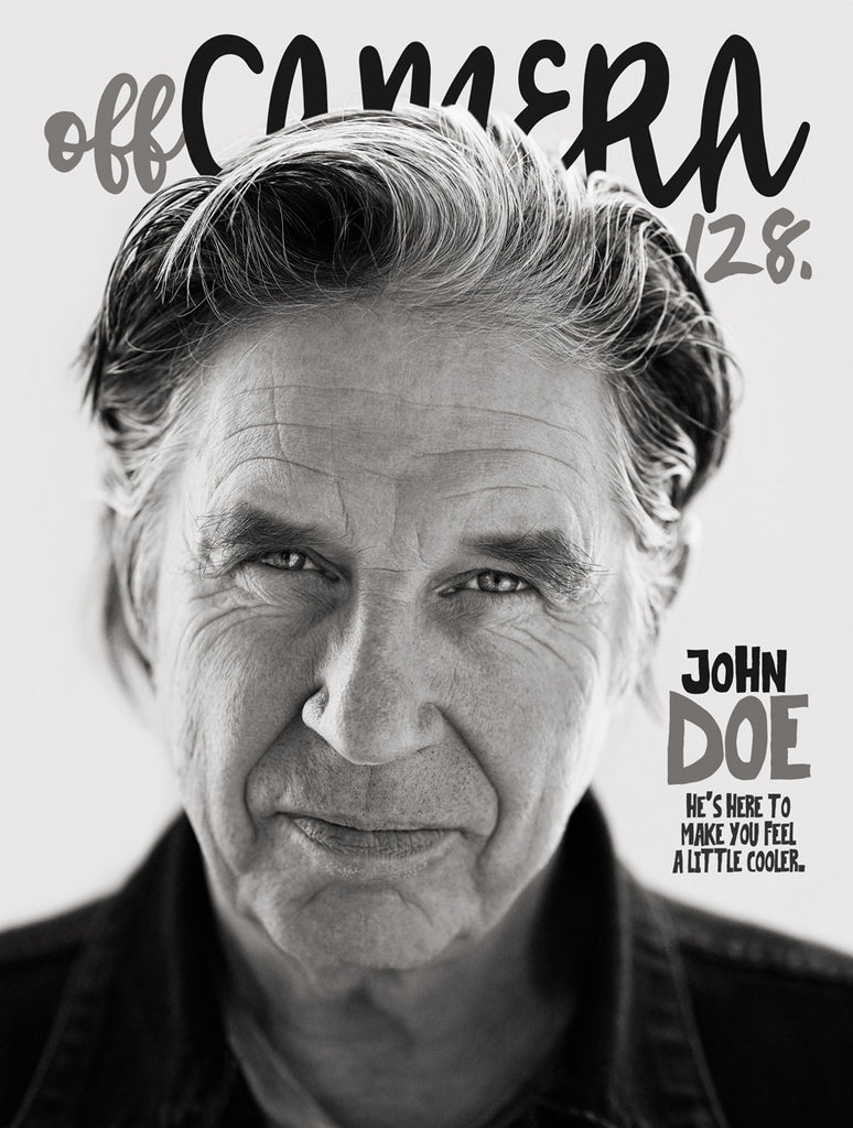 Digital Version - Off Camera 128 John Doe