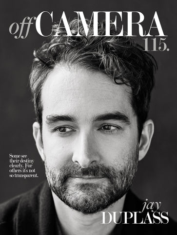 Digital Version - Off Camera 115 Jay Duplass