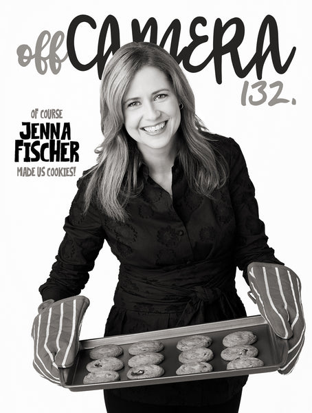 Digital Version - Off Camera 132 Jenna Fischer