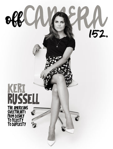 Digital Version - Off Camera 152 Keri Russell