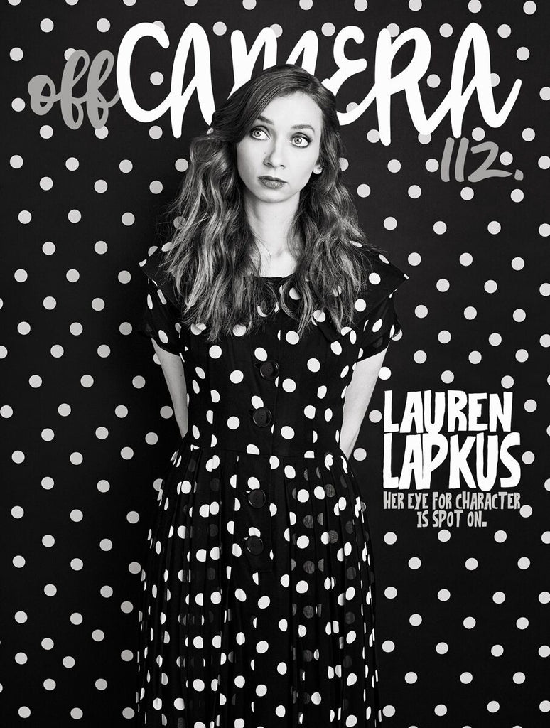 Off Camera 112 Lauren Lapkus