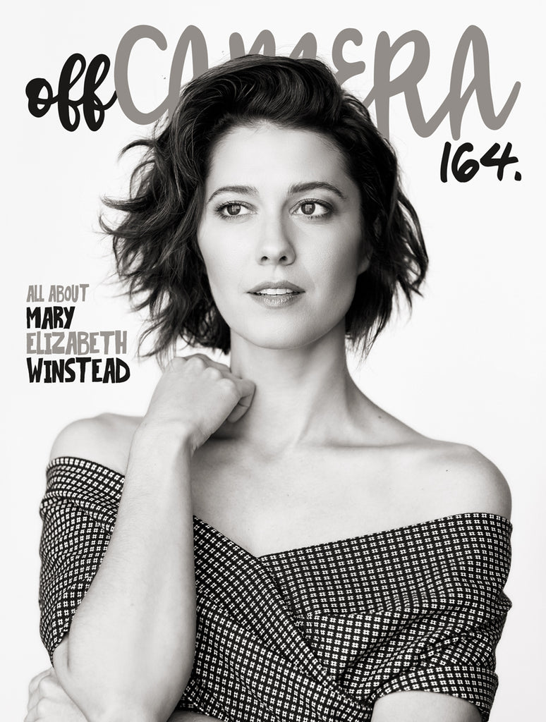 Digital Version - Off Camera 164 Mary Elizabeth Winstead