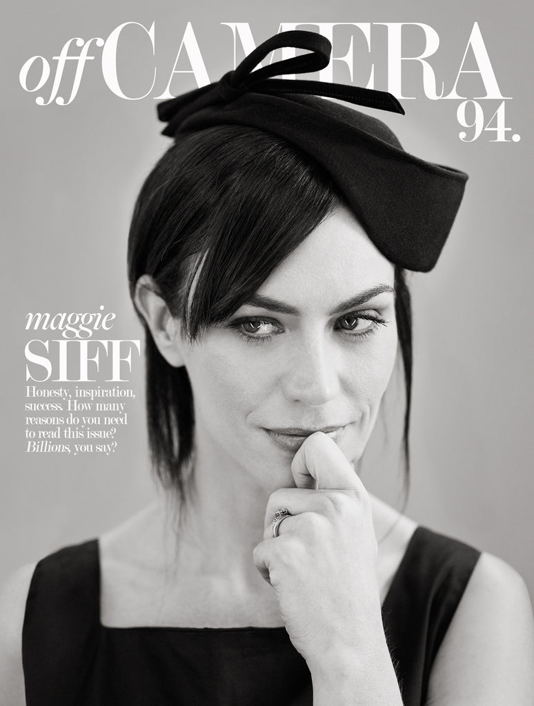 Off Camera 094 Maggie Siff