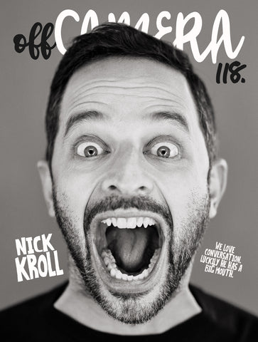 Digital Version - Off Camera 118 Nick Kroll