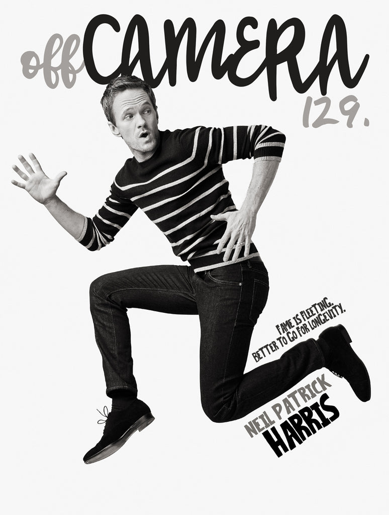 Digital Version - Off Camera 129 Neil Patrick Harris