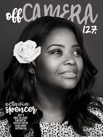 Digital Version - Off Camera 127 Octavia Spencer
