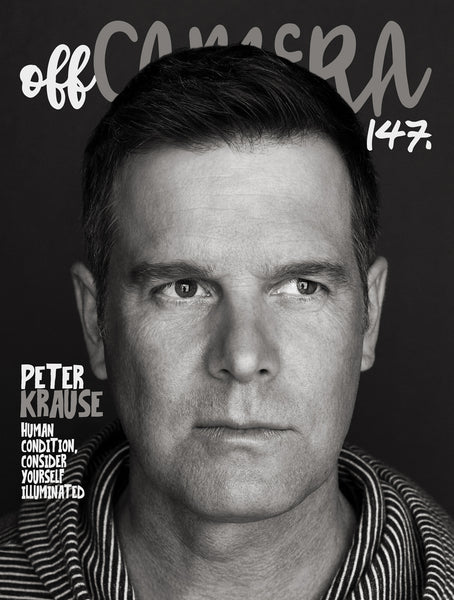 Digital Version - Off Camera 147 Peter Krause