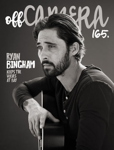 Digital Version - Off Camera 165 Ryan Bingham
