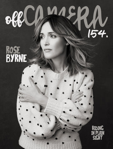 Digital Version - Off Camera 154 Rose Byrne