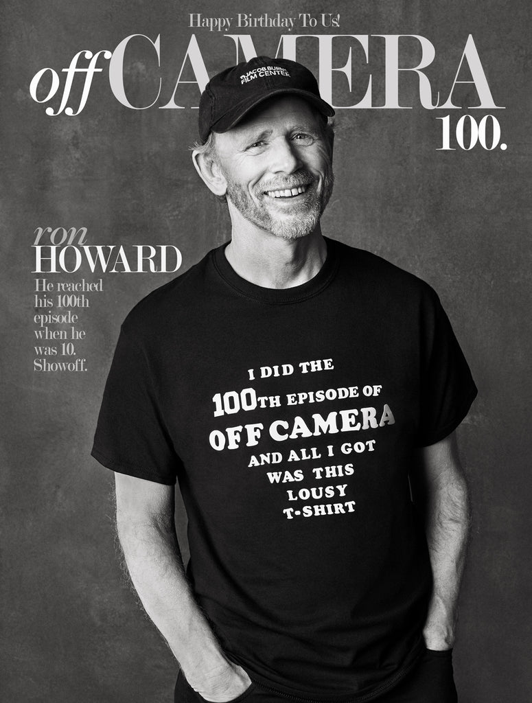 Digital Version - Off Camera 100 Ron Howard