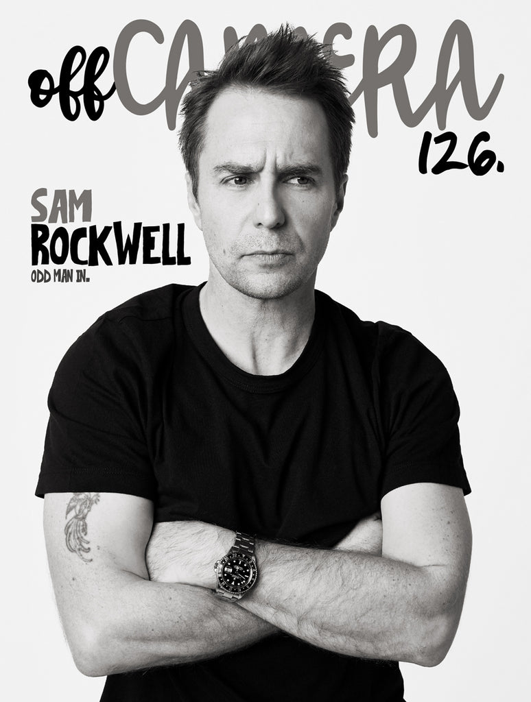 Digital Version - Off Camera 126 Sam Rockwell