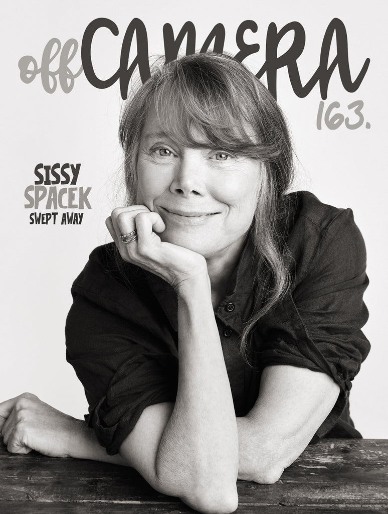 Digital Version - Off Camera 163 Sissy Spacek