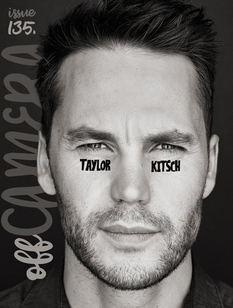 Digital Version - Off Camera 135 Taylor Kitsch