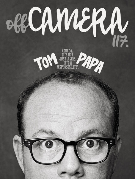 Digital Version - Off Camera 117 Tom Papa