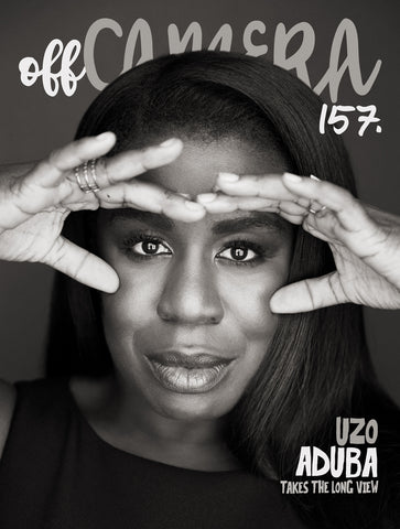 Digital Version - Off Camera 157 Uzo Aduba