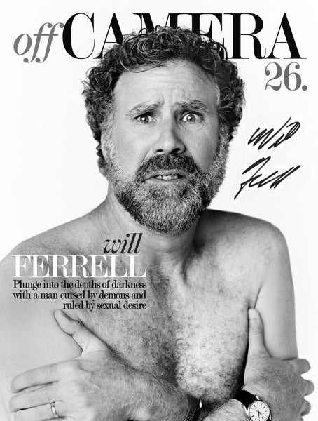 Special Edition Signed Issue 26 Will Ferrell