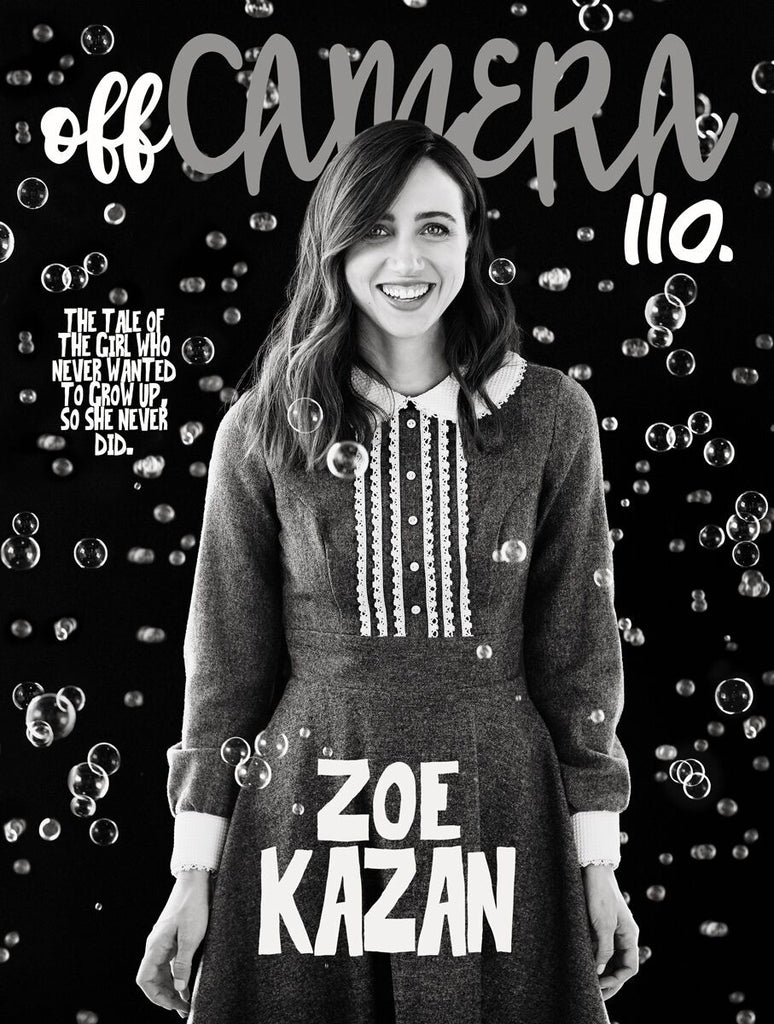 Off Camera 110 Zoe Kazan