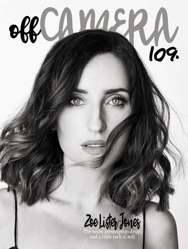 Digital Version - Off Camera 109 Zoe Lister-Jones