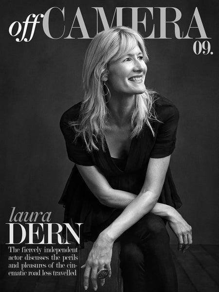 Off Camera Issue 009 Laura Dern