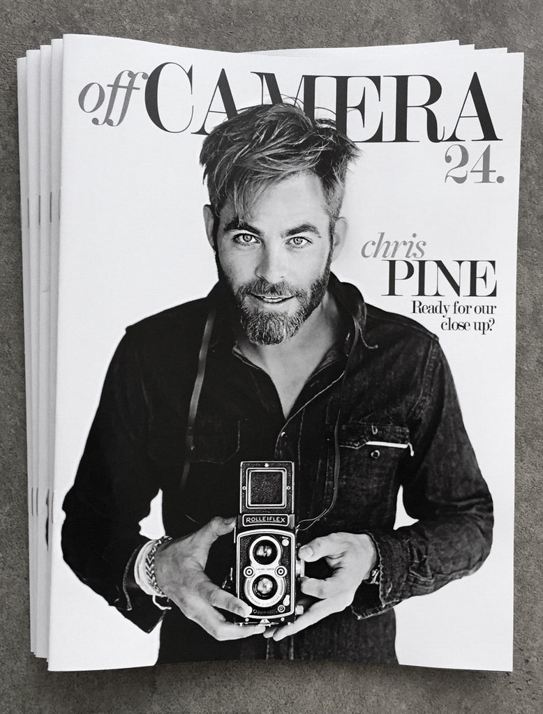 Off Camera Issue 024 Chris Pine