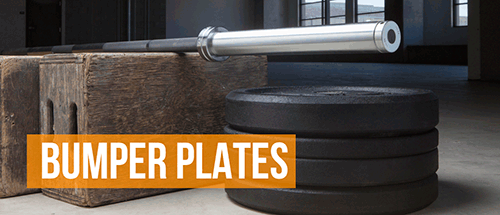 bumpers and metal plates