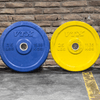 VTX Color Bumper Plate Sets - Bumpers & Metal Plates - MaxWOD Fitness - 1