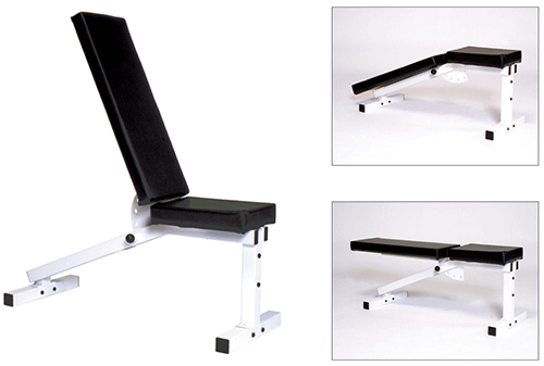 Adjustable Incline/Decline Bench - Strength Equipment - MaxWOD Fitness