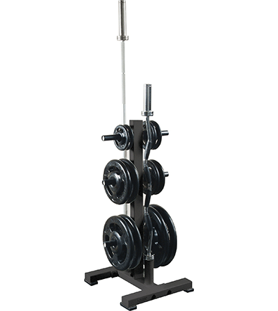 Olympic Plate Tree - Bumpers & Metal Plates - MaxWOD Fitness