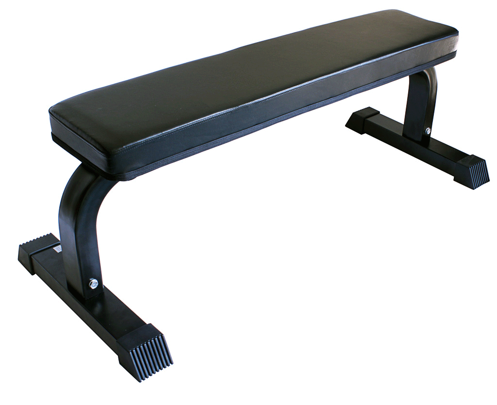 Ader Commercial Grade Flat Bench Maxwod Fitness