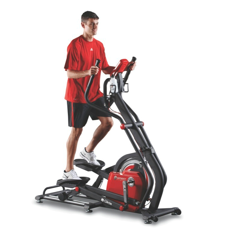 Spirit Fitness CG800 E-Glide Trainer. Free Shipping! - Cardio Equipment - MaxWOD Fitness - 1