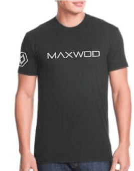 Maxwod Men's T-Shirt Cotton - Apparel - MaxWOD Fitness - 1