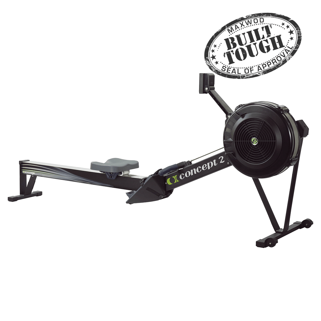 Concept2 Model D Rower (Black) - Conditioning - MaxWOD Fitness - 1