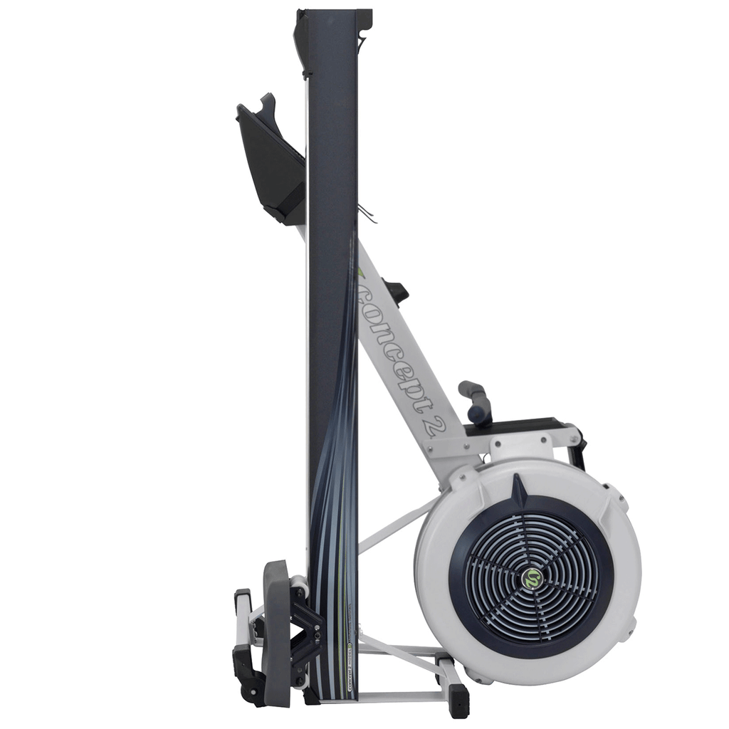 Concept2 Model D Rower (Gray) | MaxWOD Fitness