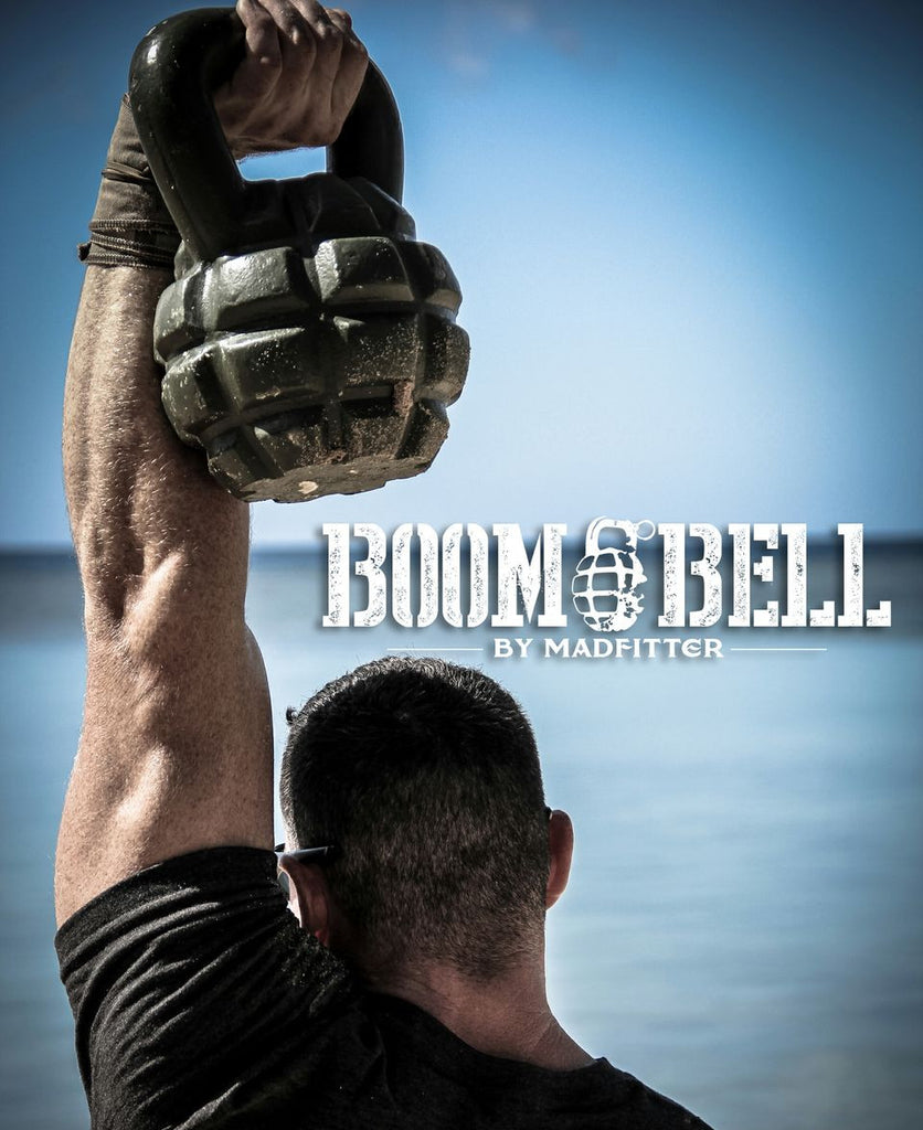boombell kettlebells and boom bell sets maxwod fitness