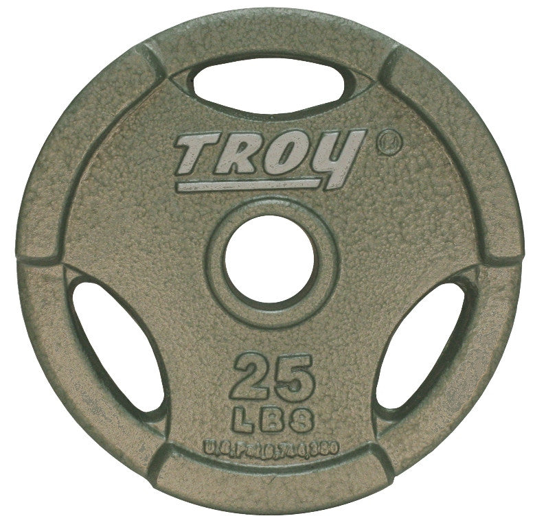 Troy Machined Interlocking Grip Plate - Bumpers & Metal Plates - MaxWOD Fitness - 1