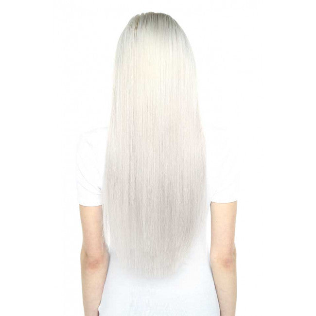 Beauty Works Celebrity Choice - Weft Hair Extensions - Vintage Blonde 60
