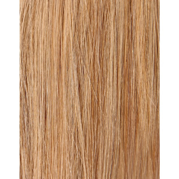 "18"" Beauty Works Deluxe Remy Instant Clip-In Extensions California Blonde 613/16"
