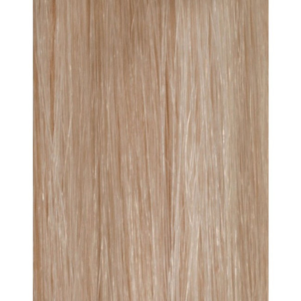 "18"" Beauty Works Deluxe Remy Instant Clip-In Extensions Champagne Blonde 613/18"