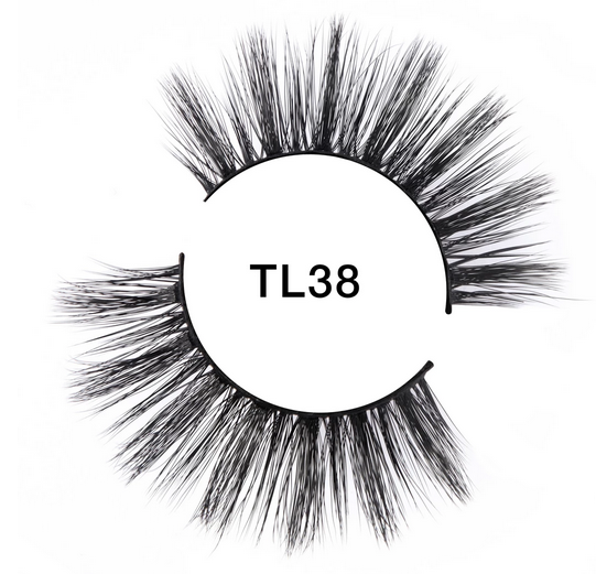 3D Luxury Mink TL38 Tatti Lashes