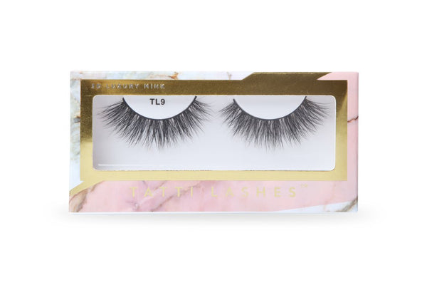 3D Luxury Mink TL19 Tatti Lashes
