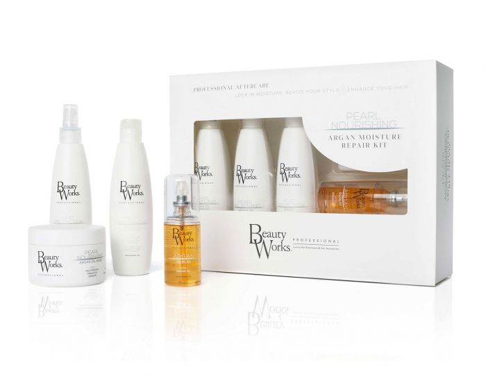 Beauty Works Gift Set - Argan Moisture Repair 250ml
