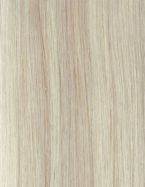 Beauty Works Celebrity Choice - Weft Hair Extensions - Iced Blonde 613/18a