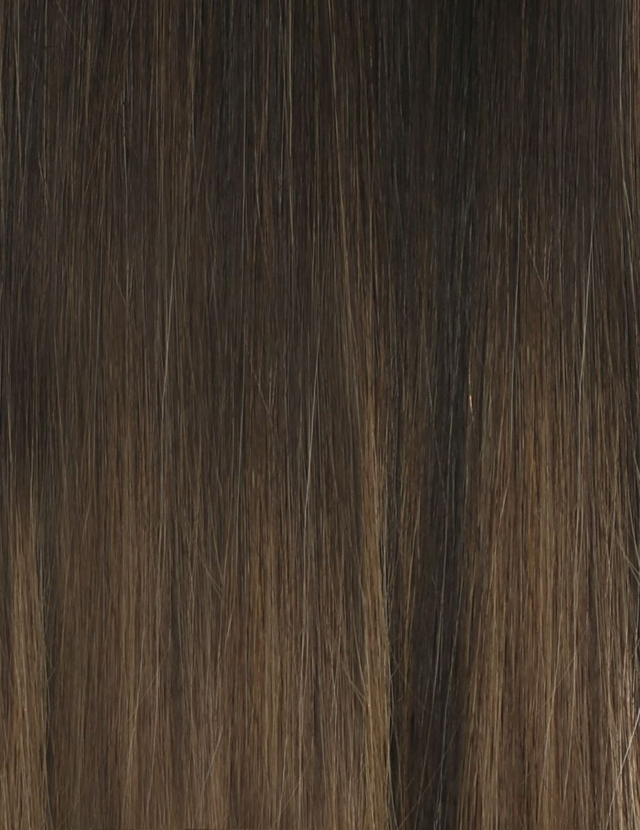 Beauty Works Celebrity Choice - Weft Hair Extensions - Brond'mbre