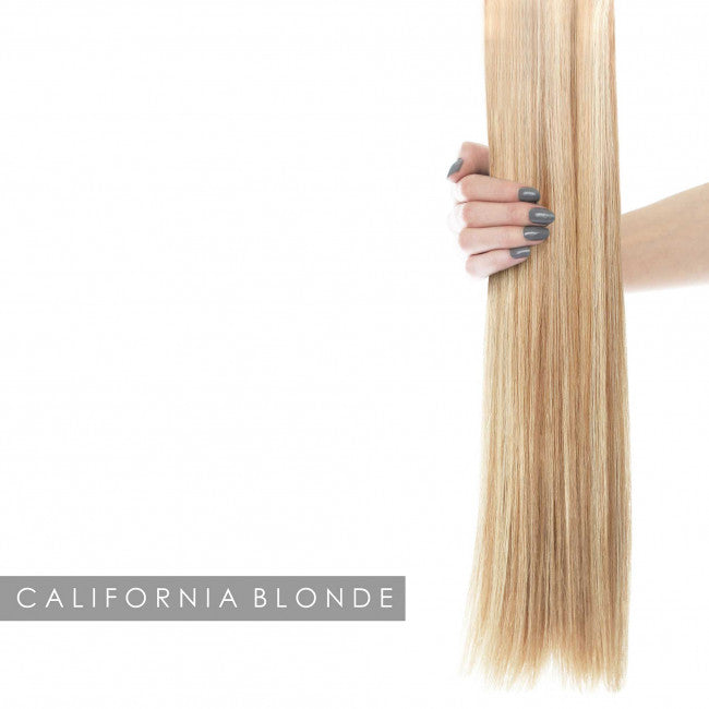 "22"" Celebrity Choice - Weft Hair Extensions -California Blonde 613/16"