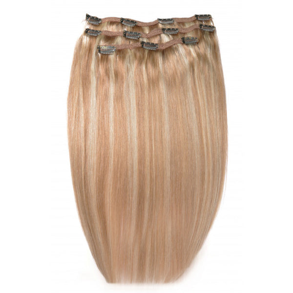 "18"" Beauty Works Deluxe Remy Instant Clip-In Extensions Bohemian 18/22"
