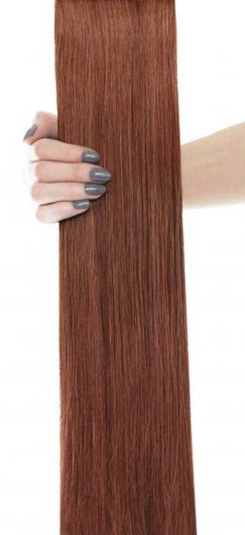 Beauty Works Celebrity Choice - Weft Hair Extensions - Amber 30