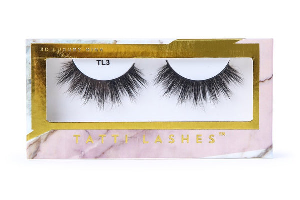 3D Luxury Mink TL3 Tatti Lashes